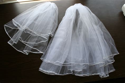 Make your own wedding veil   Chica and Jo