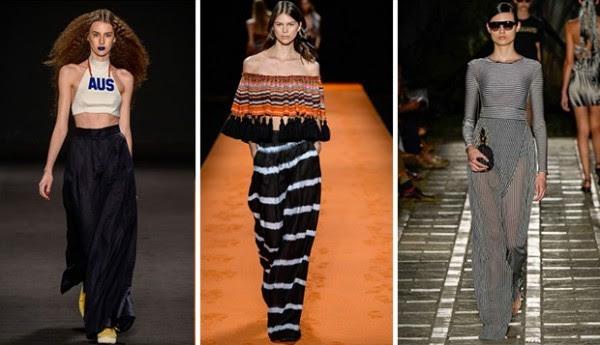 pantalonas entre as tendências para a Primavera Verão 2015