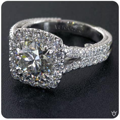 Verragio Engagement Rings: Insignia 7062CUL   Verragio
