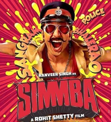Download Simmba Full Movie Mp4 in Hindi HD