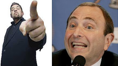 The Evil Of Two Lessers: James Dolan and Gary Bettman