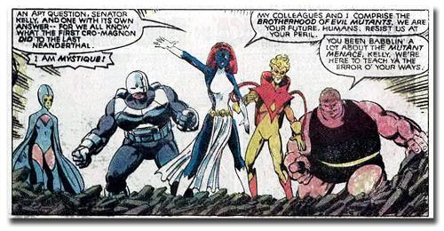 Uncanny X-Men #141 - Story by Chris Claremont