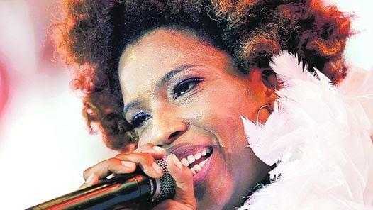 La cantante estadounidense actúa el lunes y el martes en Buenos Aires