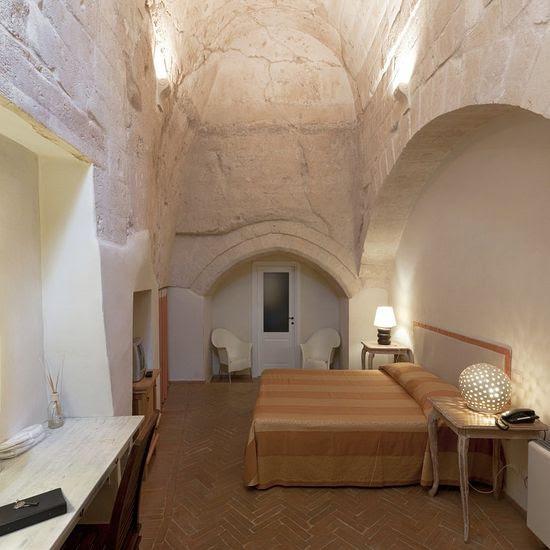 Ευσεβείς όνειρο: η εκκλησία του San Martino βρίσκεται σε Ματέρα ξενοδοχείο σήμερα