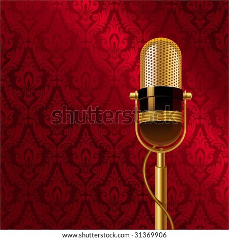 Wallpaper Ances Microphone