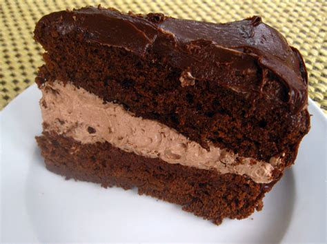 Chocolate mousse cake   One Ordinary Day
