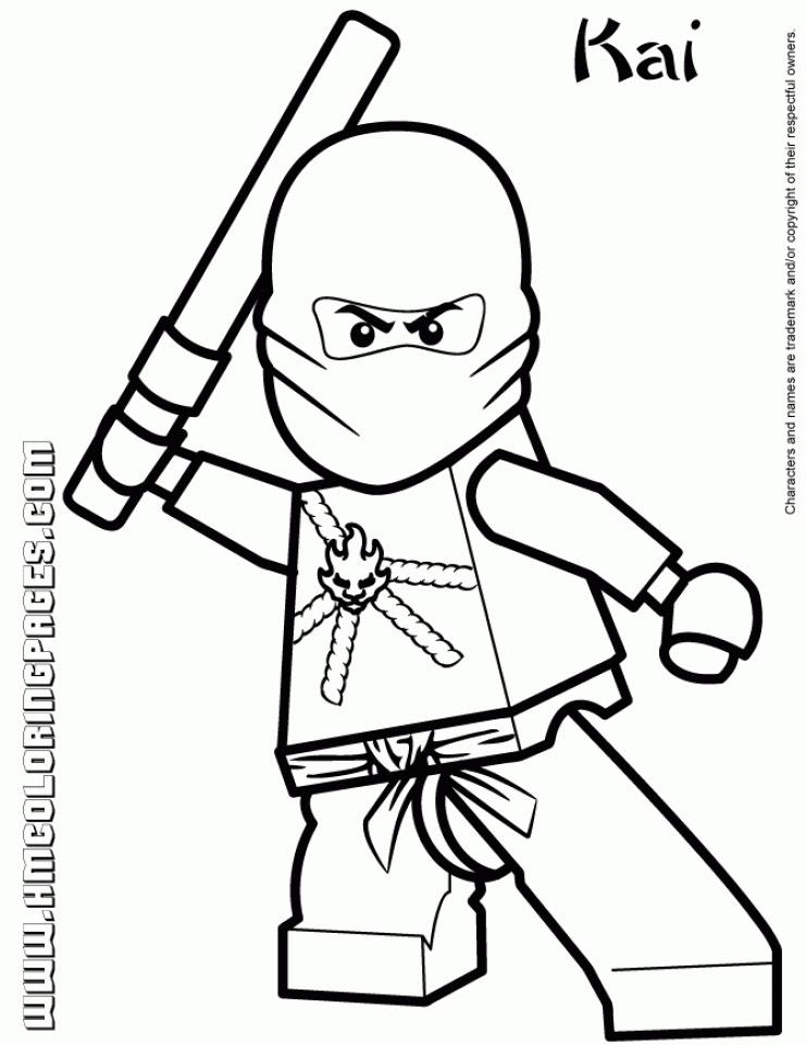 free lego ninjago coloring pages 467392