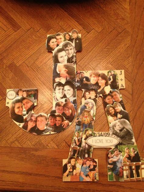 My valentines/anniversary gift for my boyfriend! Mine and