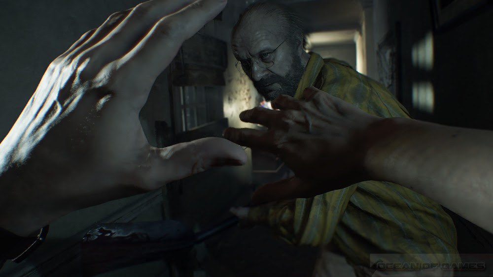 Resident Evil 7 Biohazard Features