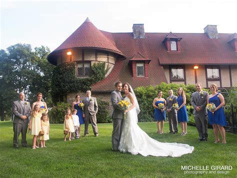 Saint Clements Castle Wedding :: Portland, Connecticut
