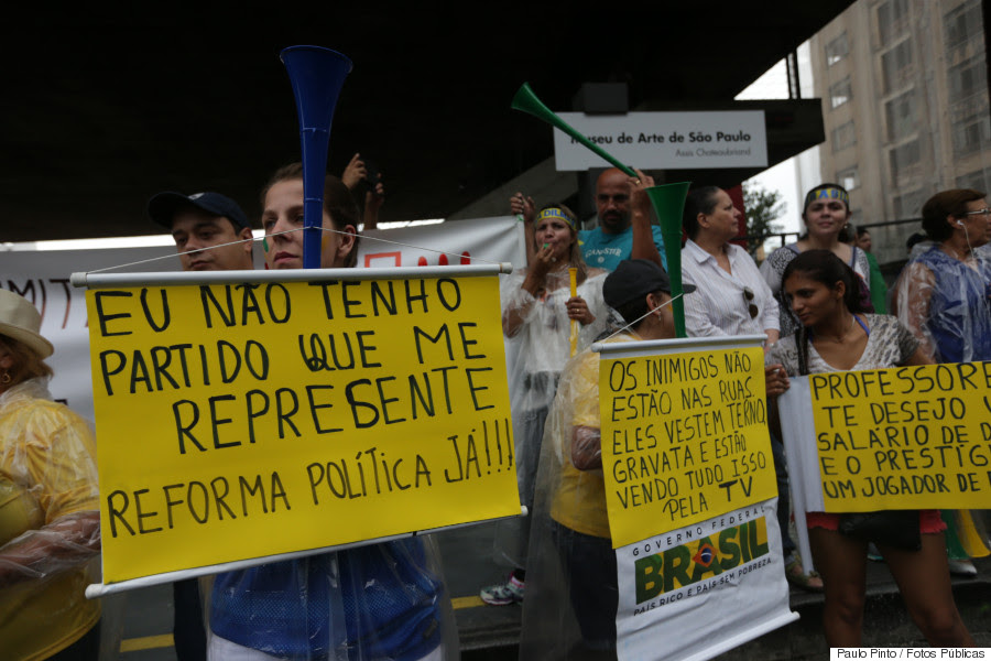 Resultado de imagem para Reforma política: o que falta para a população ter mais poder?