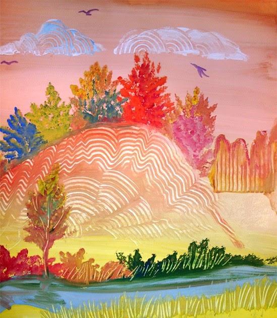 Осенние стихи про поделки 29