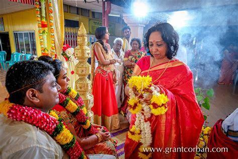 Kriya and Theena?s Hindu Temple Wedding Ceremony in