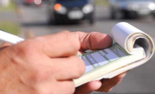 Governo do Paraná não registrou entrada de R$ 34,6 milhões oriundos das multas de trânsito