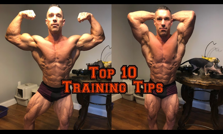 Top 10 Scientific Training Tips to Maximize Muscle Growth and to Bring u...