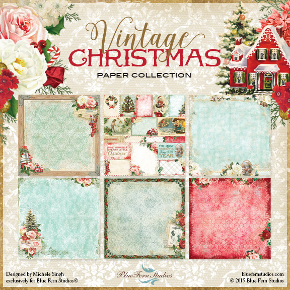 Vintage Christmas - Full Collection