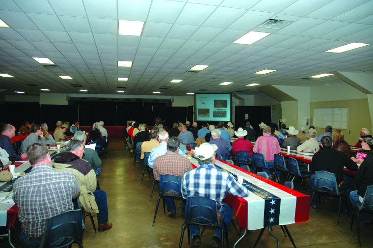 Income Growth Conference to discuss herd rebuilding
