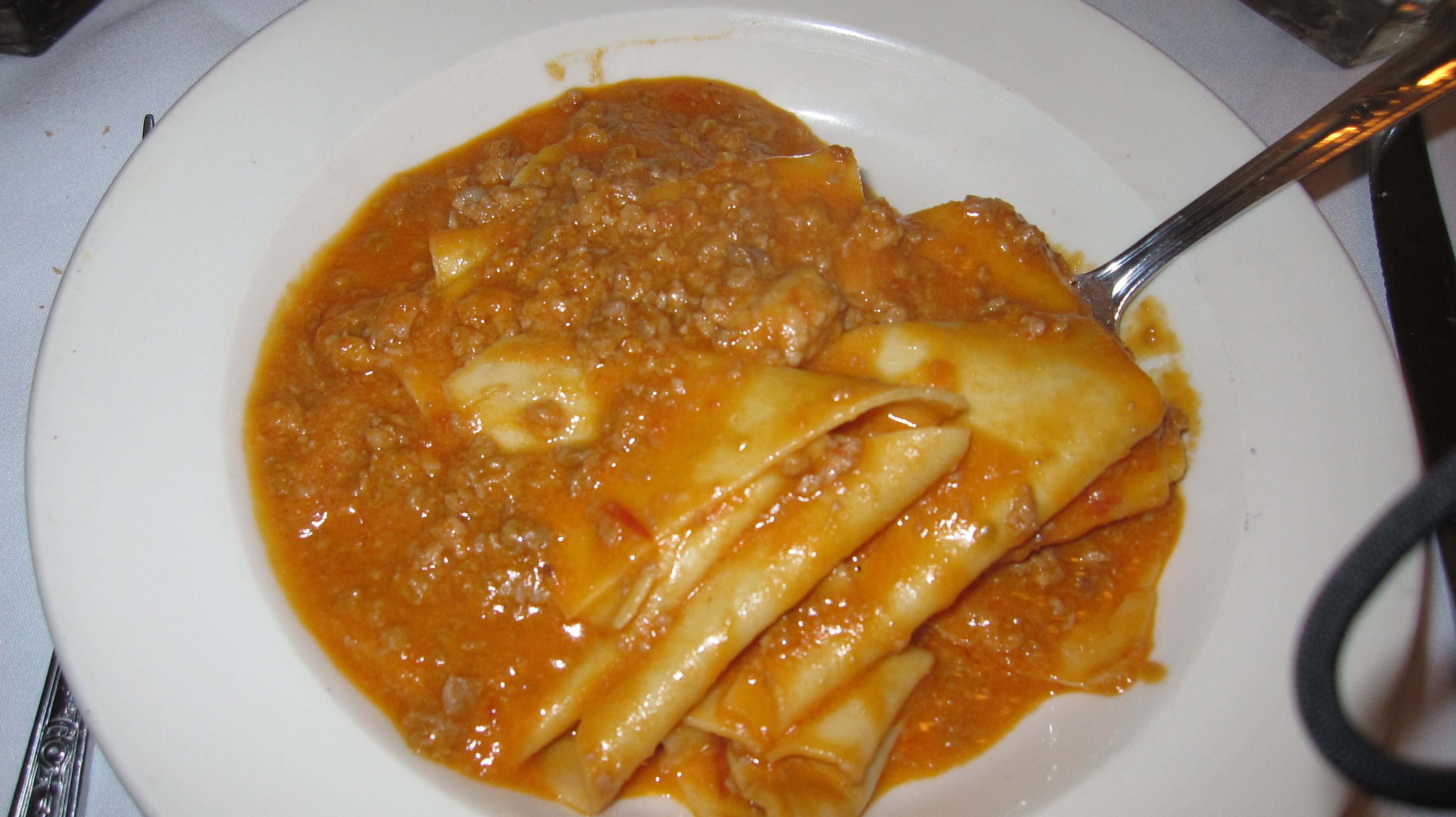 Pappardelle Bolognese Recipe 75