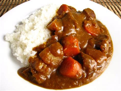 japanese beef curry recipe  nutrition eat