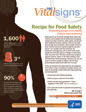 Vital Signs: Food Safety 2013 Cover Page