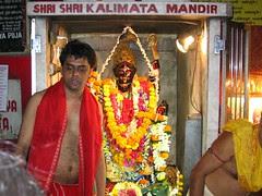 Kalimata Mandir Shivaji Park by firoze shakir photographerno1