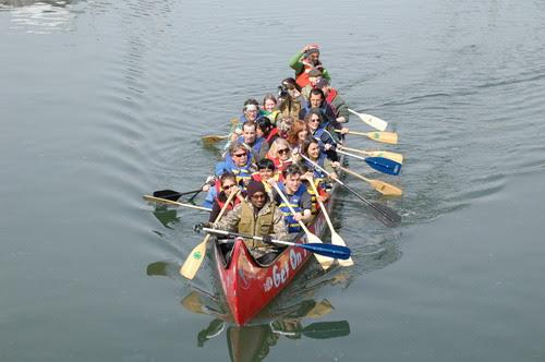 Water Rising Flotilla Two