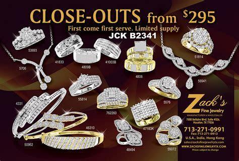 Zacks Fine Jewelry   Flyers