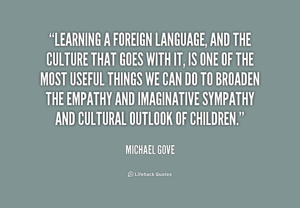 Quotes About Learning Different Languages 24 Quotes