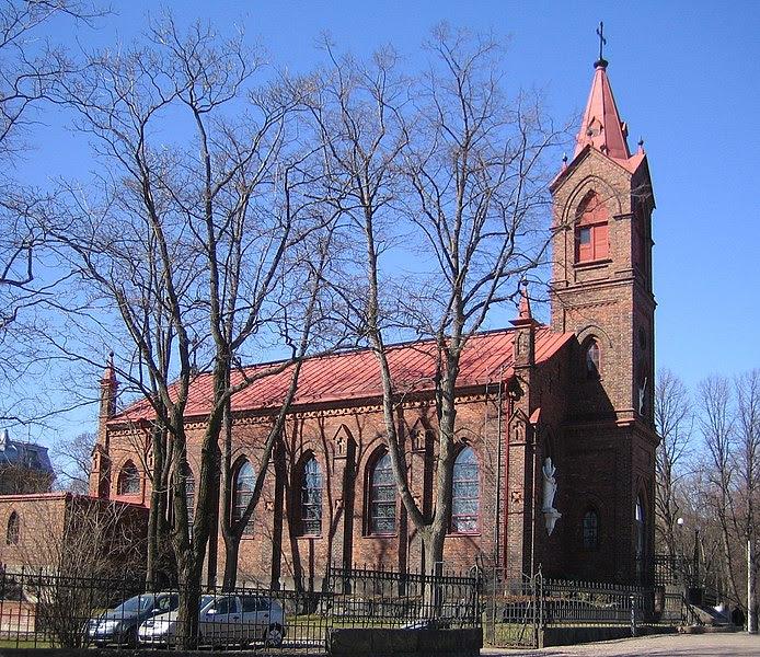 File:Saint Henry's Cathedral Helsinki 2.jpg