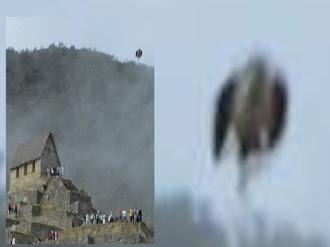 UFO Sightings in Mexico and Birdman In Peru! / Avistamientos OVNI en México y Hombre Pájaro en Perú!
