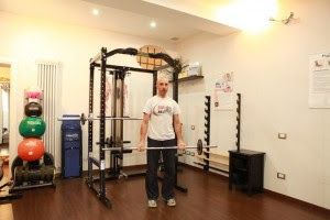 """Personal Trainer Bologna Stefano Mosca - """"Curl con il bilanciere"""" per i muscoli bicipiti"""