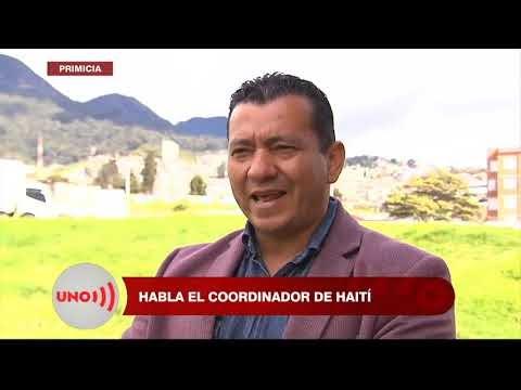 Noticias Uno entrevistó a exmilitar que asegura que era reclutador de co...