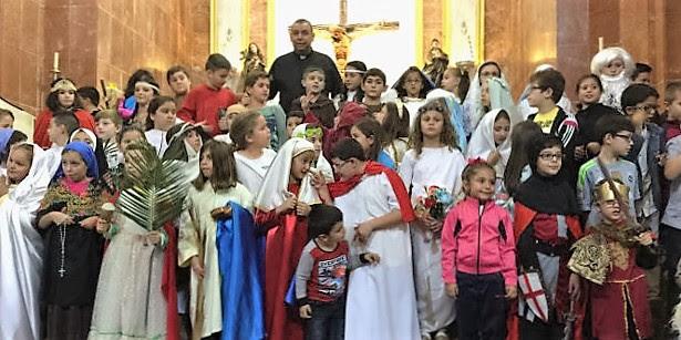 La diócesis de Cádiz y Ceuta anima a que los más pequeños celebren «Holywin»