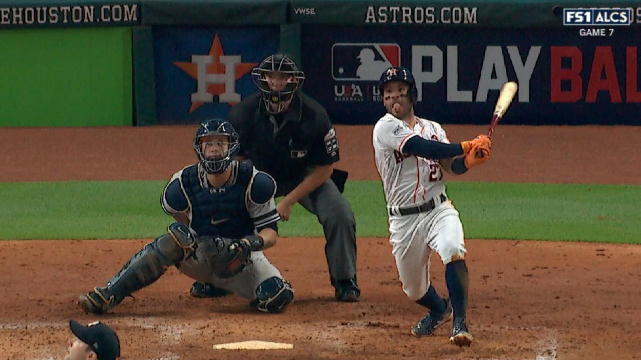 Astros blanquean a Yankees y avanzan a la Serie Mundial