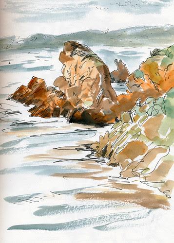 February 2013: Point Lobos