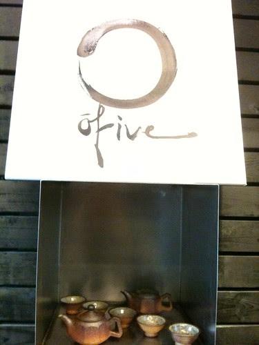 O5 Rare Tea Bar by Ayala Moriel