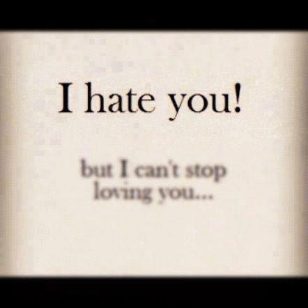 I Hate You But I Cant Stop Loving You Pictures Photos And Images