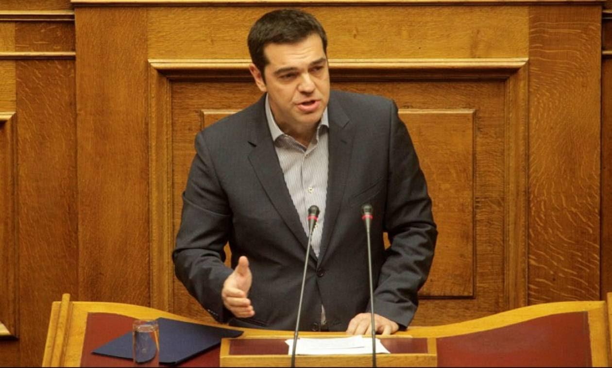 Τσίπρας: Ανίκανη η ΕΕ να διαχειριστεί τις προσφυγικές ροές (vid)