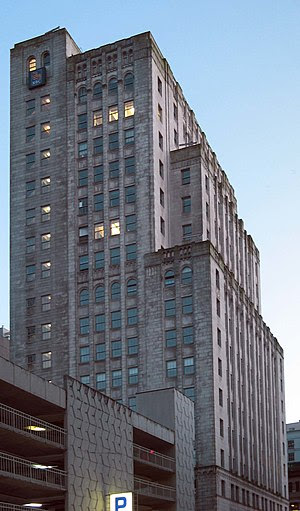 English: RBC Building, West Hastings Street, V...