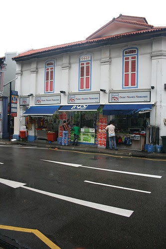 Little India  DVD shop