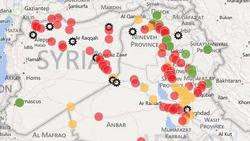 ISIS expansion into Iraq and Syria
