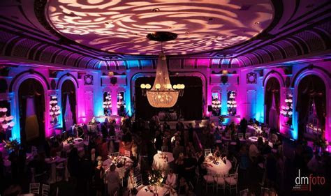 Virginia Luxury Hotels   The Jefferson Hotel   Weddings
