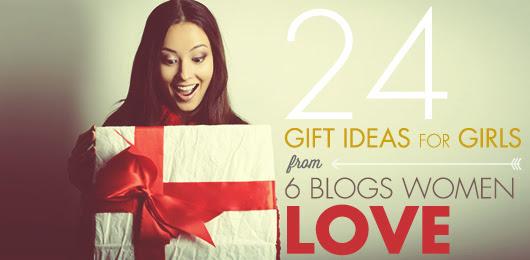 24 Gift Ideas For Girls From 6 Blogs Women Love Primer
