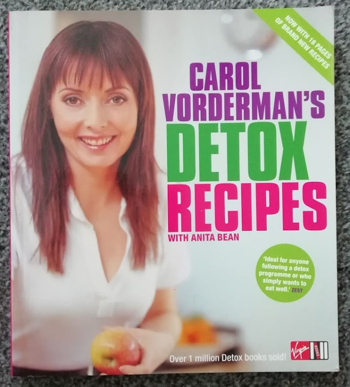 Carol Vorderman's Detox Recipes (with Anita Bean)