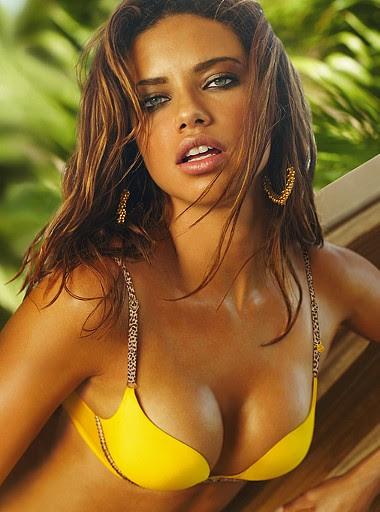 Adriana Lima model pic