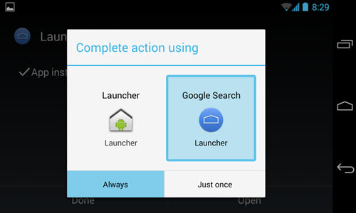 enable-google-experience-launcher