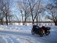 Ural and Lake Nokomis