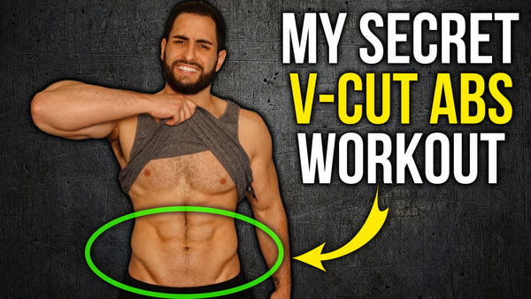 My V Cut Abs Workout Routine Finally Revealed Barbarian Body