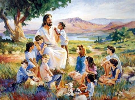 kgpmmesiasblogger tuhan mengasihi anak anak