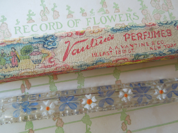 vintage perfume in original box